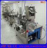 E-Flüssigkeit füllendes einsteckendes u. mit einer Kappe bedeckendes Maschinen-treffen SGS-Bescheinigung