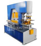 Durama a qualifié la machine hydraulique d'usine sidérurgique de machine de /Cutting de serrurier/machine de poinçon et de tonte universelle/machine de découpage/poinçonneuse