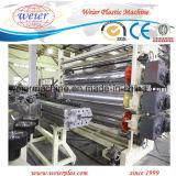 Cuir large d'étage de PVC/ligne imperméable à l'eau d'extrusion de Rolls
