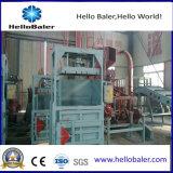 Máquina hidráulica de la embaladora del animal doméstico de la prensa vertical de la botella