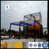 バッチ大豆の乾燥の機械装置の再循環
