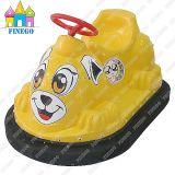 Собаки оборудования занятности Finego езды Dodgem Bumper автомобиля симпатичной миниой задние