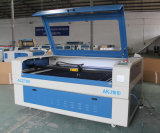 CO2 laser Engraving Machine Akj1610 per Cutting Clothes