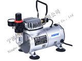 Compressor livre do Airbrush do petróleo (AS18K-2)