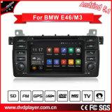 Áudio Android do carro do reprodutor de DVD do carro para BMW 3/M3 GPS Navigatior com conexão de WiFi