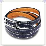 De Armband van het Leer van de Juwelen van het Leer van de Juwelen van de manier (LB615)
