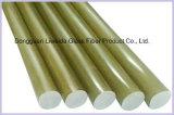 Fibra de vidro Rod do Pultrusion da cola Epoxy FRP da resistência de corrosão