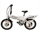 Cremagliera posteriore integrata Jb-Tdn10z della batteria della Cina En15194 Samsung della E-Bicicletta