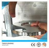 Flange de placa do aço inoxidável de Sans1123 Saf2205 1000/3
