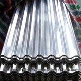 Couvrir en acier de /PPGI de tuile d'onde galvanisé par 1000mm de largeur