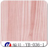 Пленка гидрактора зерна PVA Yingcai 1m широкая деревянная