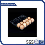 Fori di plastica a gettare del cassetto 10 dell'uovo