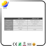 Rectángulo de múltiples funciones de la extensión de la tira de la potencia del organizador de la gerencia del cable de la Anti-Sobrecarga
