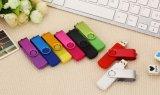 이동 전화 USB OTG USB 섬광 드라이브 8GB 16GB 32GB