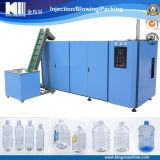 Máquina plástica del moldeo por insuflación de aire comprimido de la botella del agua pura