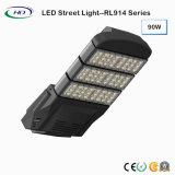 Tipo modular luz de calle de 90W LED con el programa piloto de Meanwell