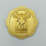 Insigne en bronze émaux personnalisé en métal
