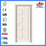 Дверь меламина твердой древесины Enterance внешняя (JHK-MD04)