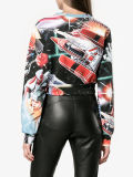 Camisola do Short da cópia da forma das mulheres