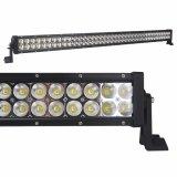 Barra ligera ambarina del precio de fábrica 240W Cruved LED, barra ligera doble de conducción de la fila 4X4 LED, jeep 4X4 de barras del camino