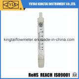 [لزم-10غ] متوافقة أكريليكيّ أدنى سائل ماء مقياس تدفّق