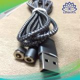 Micro 2.0 USB 8 Pin Pulseira de carregamento Date Cable para iPhone / Samsung