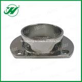 304 bordes inoxidables del tubo de acero