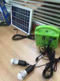 la mini eficacia alta del panel solar 3W crea el panel para requisitos particulares solar