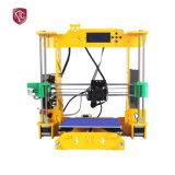 Automobile de famille nivelant l'imprimante facultative de la haute précision 3D
