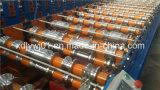 Machines en acier de fabrication de panneau de toit