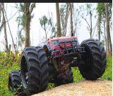 Saut périlleux facilement 1/10 camion de monstre 4WD électrique