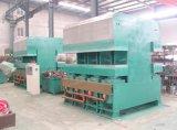 Machines hydrauliques de vulcanisation de plaque de presse pour les pièces en caoutchouc