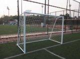 Сеть шарика футбола тренировки PE сети стойка ворот профессионального футбола полной величины