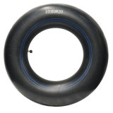 1000-20 câmara de ar interna do pneumático do caminhão da borracha butílica