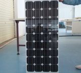 Comitato solare di alta efficienza 160W delle cellule del grado un mono con il Ce di IEC di TUV
