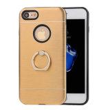 Caso di TPU per il iPhone 7 con il supporto