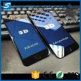 携帯電話のアクセサリのナノメーター絹プリントiPhoneのための反青く軽い緩和されたガラススクリーンの保護装置6 Plus/6sと