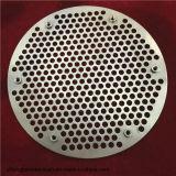 Ssのアルミニウム、円形の銅フィルターディスク、のリング、特別な形長方形
