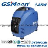generatore silenzioso eccellente compatto della benzina dell'invertitore 1.8kVA con Ce, GS, approvazione di EPA