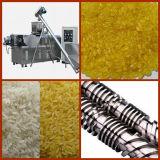 Chaîne de fabrication de riz artificiel instantané de riz