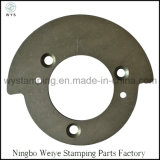 Ferro inoxidável personalizado que carimba as peças (WYS-S25)