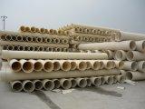 Линия вентиляция штрангя-прессовани трубы из волнистого листового металла стены PP PE двойная шахты подземки пускает машину по трубам продукции