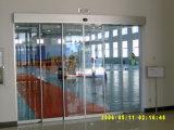 Телескопичная раздвижная дверь с проходом Cecertification большим для фабрики