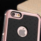 Caso a prueba de choques de la contraportada del silicón de TPU para el iPhone