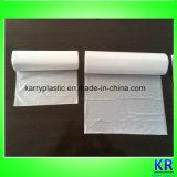sacchetti di rifiuti variopinti con il contrassegno