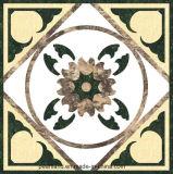 Azulejo Polished de la porcelana del modelo redondo