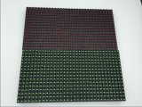 2016 invenções novas P10 ao ar livre Dual módulo vermelho do indicador de diodo emissor de luz da cor verde da cor