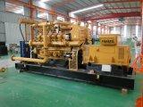 Natur-Gasturbine-Kraftwerk-Generator-Set grüne Energien-China-Lvhuan 500kw mit den wassergekühlten und CHP-industriellen Generatoren
