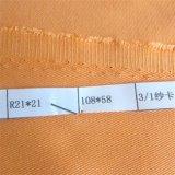 De Stof van het Overhemd 100%Rayon van het Weefsel van de keperstof door het StraalWeefgetouw dat van de Lucht wordt gemaakt