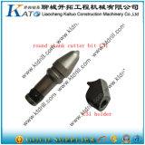 19mmの円形のすねの円錐カッターの炭化物の炭鉱ビットSL02 SL07 SL04